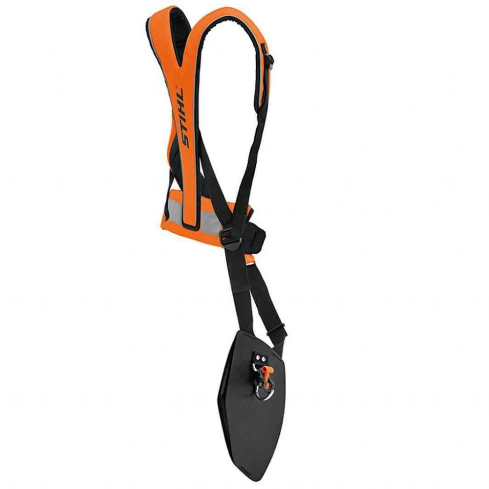 Stihl ADVANCE Universal Harness fluorescent orange